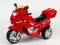 Elektrická tříkolka Viper NEW 6V červená